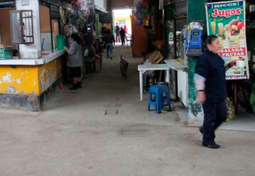 Asociación UNACEM estuvo presente en la inaguración de pasadizos peatonales internos del mercado Jóse Gálvez en Villa María del Triunfo