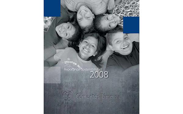 Reporte Responsabilidad Social 2008 - Asociación UNACEM