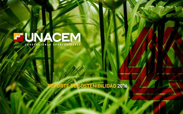 Reporte Responsabilidad Social 2016 - Asociación UNACEM