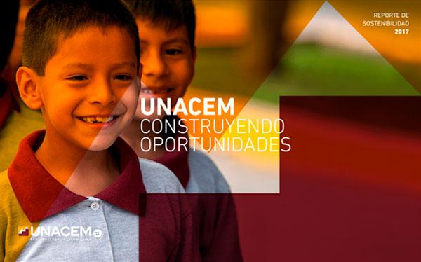 Reporte Responsabilidad Social 2017 - Asociación UNACEM