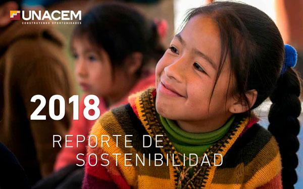 Reporte Responsabilidad Social 2018 - Asociación UNACEM