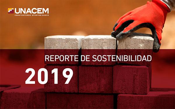 Reporte Responsabilidad Social 2019 - Asociación UNACEM