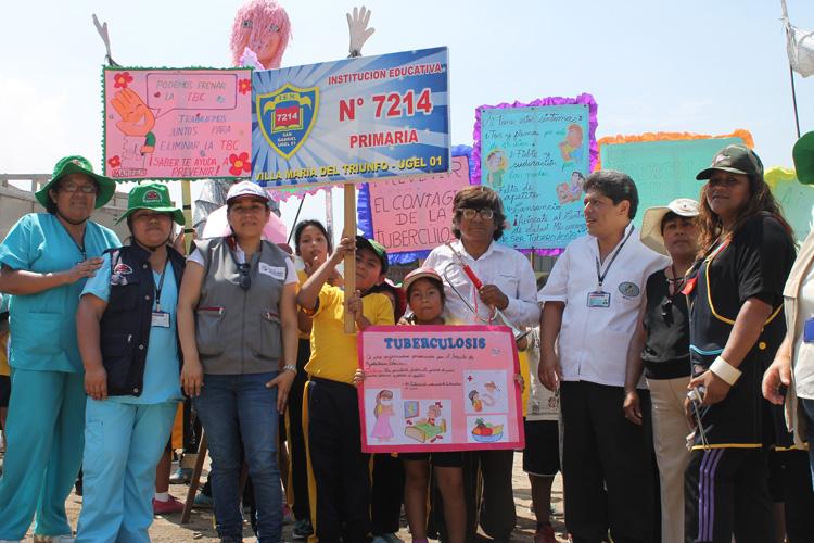 UNACEM se suma a la lucha contra la tuberculosis