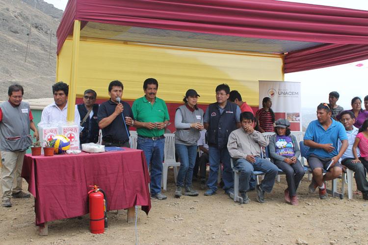 Feria de salud benefició a cerca de 300 pobladores del AA.HH. Villa de Lourdes