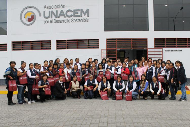 """Asociación UNACEM organiza el """"Intercambio de experiencias de Agentes Comunitarios de Salud (ACS) de Lima Sur 2015"""""""