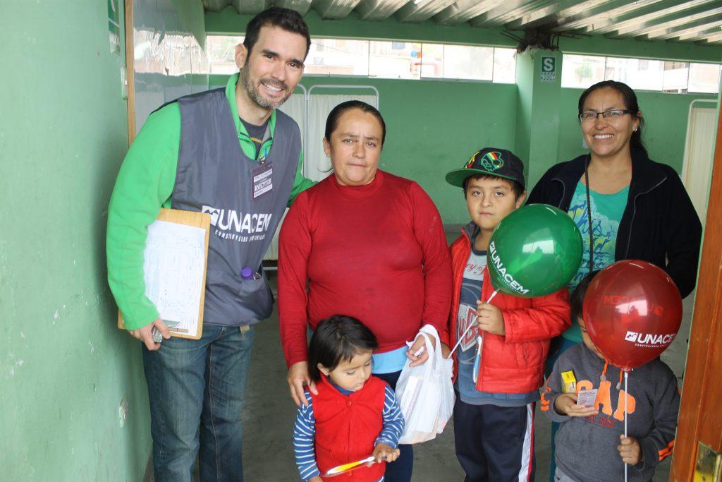 22 mil atenciones de salud gratuitas promovidas por UNACEM en Lima Sur