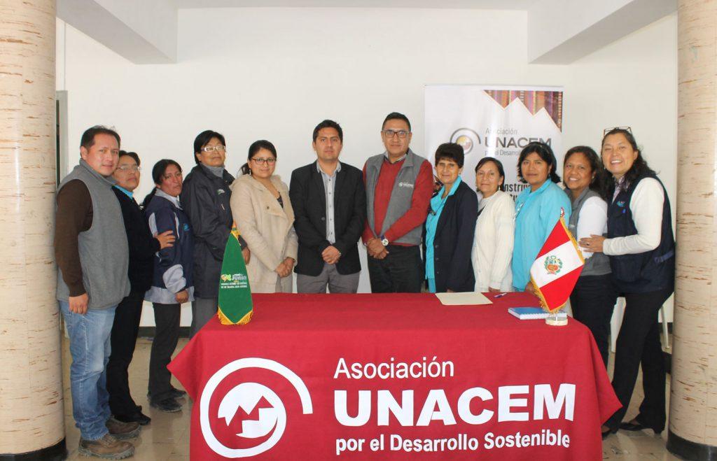 La Unión Leticia, Tarma, busca convertirse en un distrito saludable