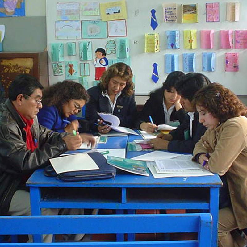 Programa Comprensión Lectora - Asociación UNACEM