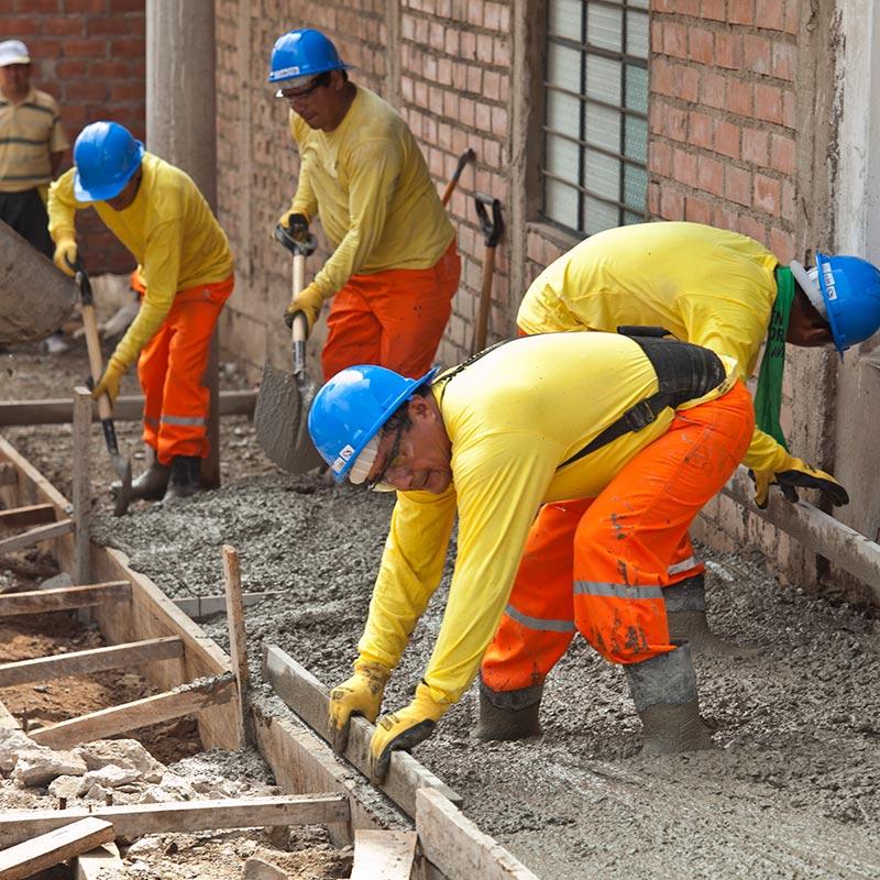 Programa de Apoyo a la Ejecución de Obras Comunales - Asociación UNACEM