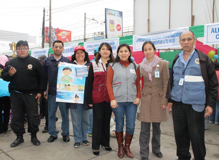 Asociación UNACEM se sumó al Comité Distrital de Salud (CODISAL) de San Juan de Miraflores