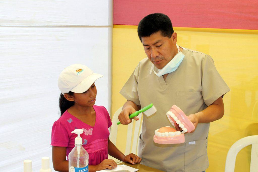Campaña de salud promovidas por UNACEM cada año benefician a más personas