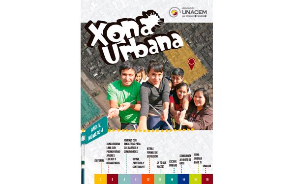 Revista Xona Urbana No.4 - Asociación UNACEM
