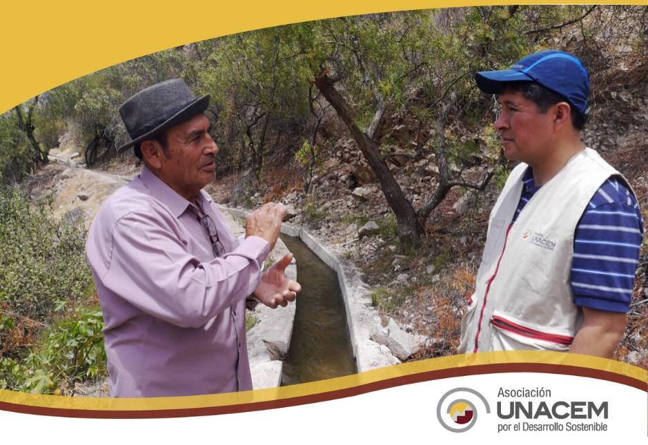 Fortalecimiento de organizaciones sociales en la cuenca del Río Lurín 2020