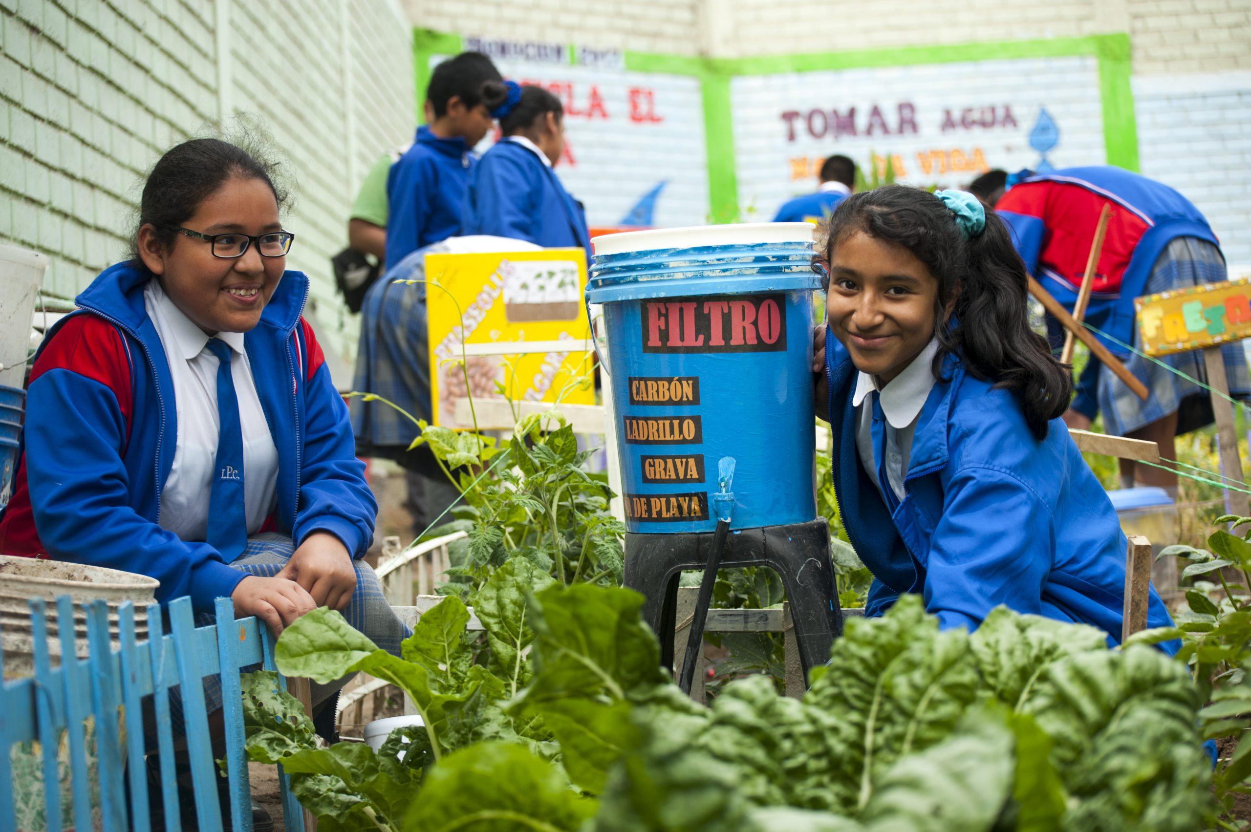UNACEM promueve el Proyecto de Educación Ambiental en Lima Sur