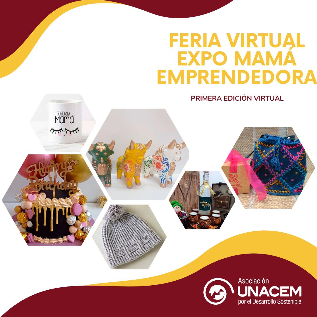 Feria Virtual Expo Mamá Emprendedora - Asociación UNACEM
