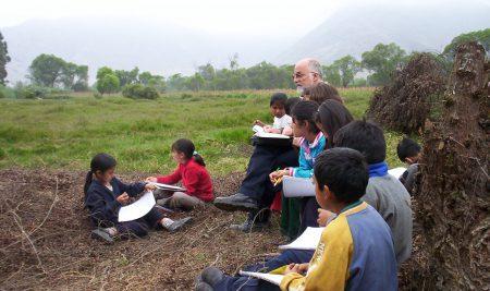 Escuela DECLARA, educando mediante el arte