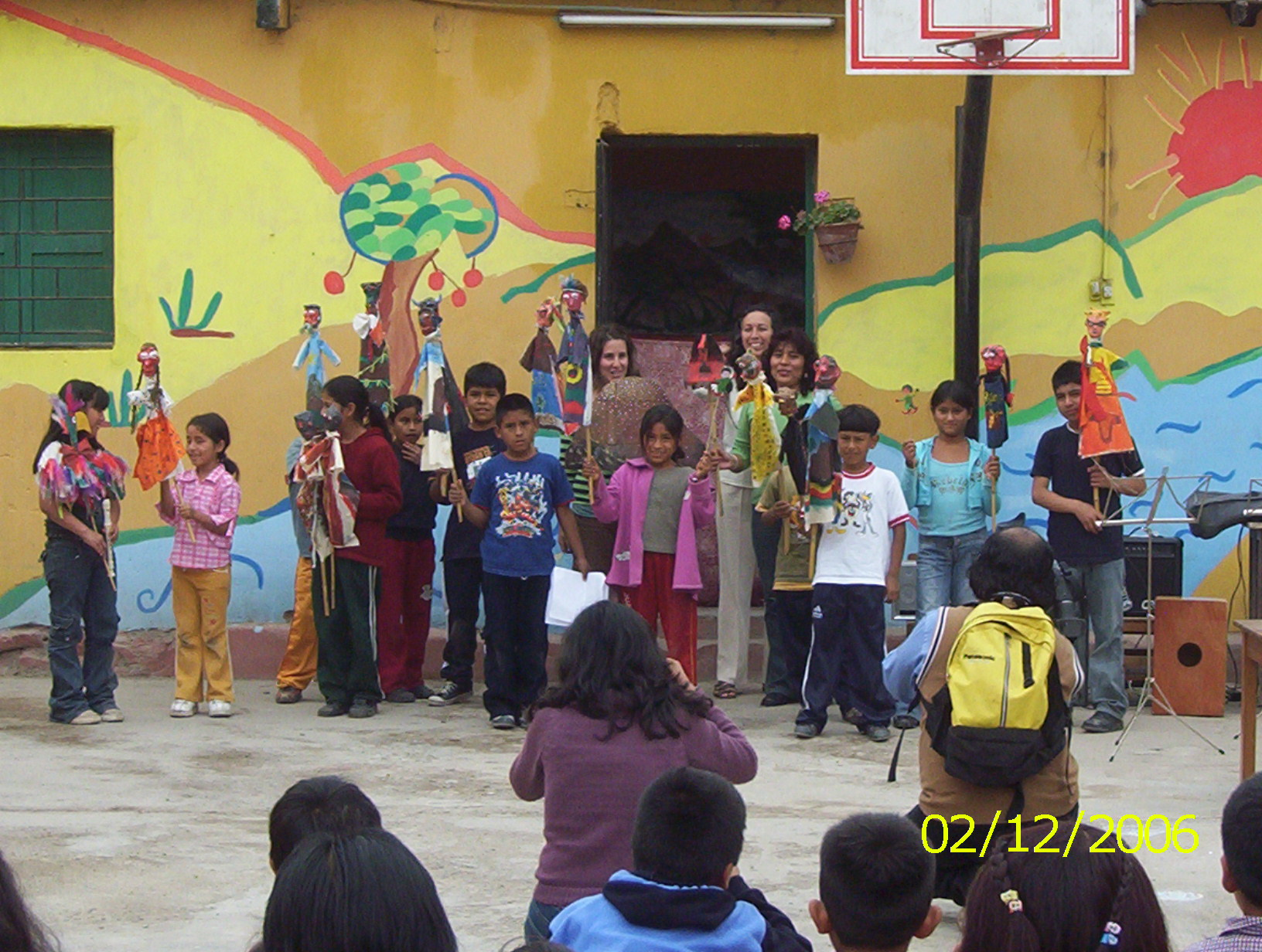 Escuela DECLARA, educando mediante el arte - Asociación UNACEM