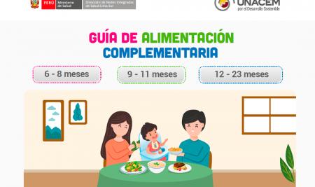 Campaña: Consejos sobre Alimentación Complementaria
